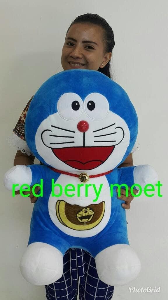 Jual Boneka Cantik Lucu Imut Doraemon Besar Yelvo Jakarta Pusat Boneka Q Tokopedia