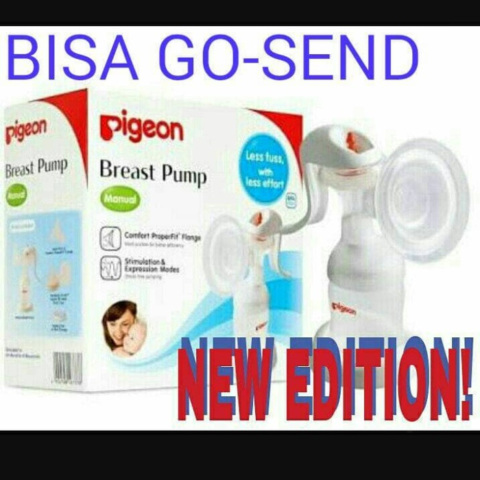 harga Pigeon Manual Breast Pump / Pigeon Pompa Asi Tokopedia.com