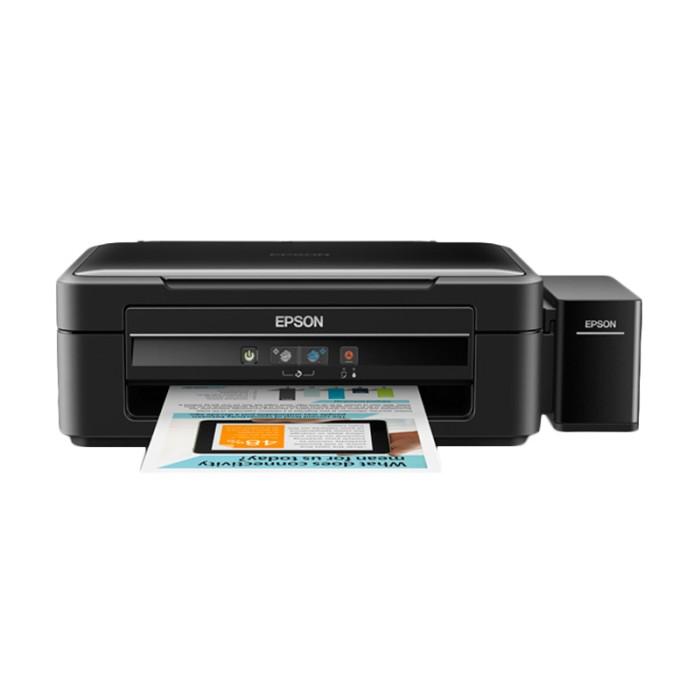 harga Printer epson l360 ink jet mfp garansi resmi (print scan copy) l 360 Tokopedia.com