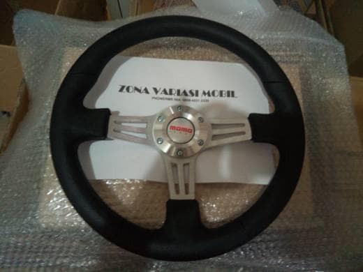 harga Stir / steer / setir racing momo drifting 14 inch hitam Tokopedia.com
