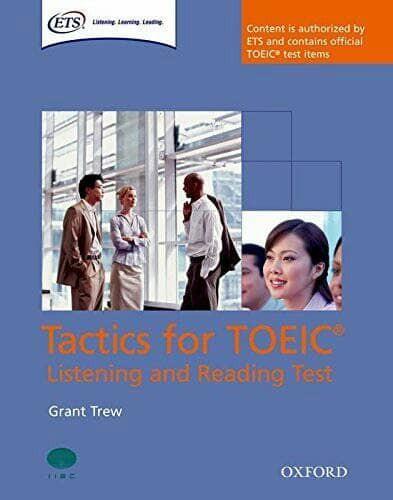 harga Buku oxford tactics for toeic listening and reading Tokopedia.com