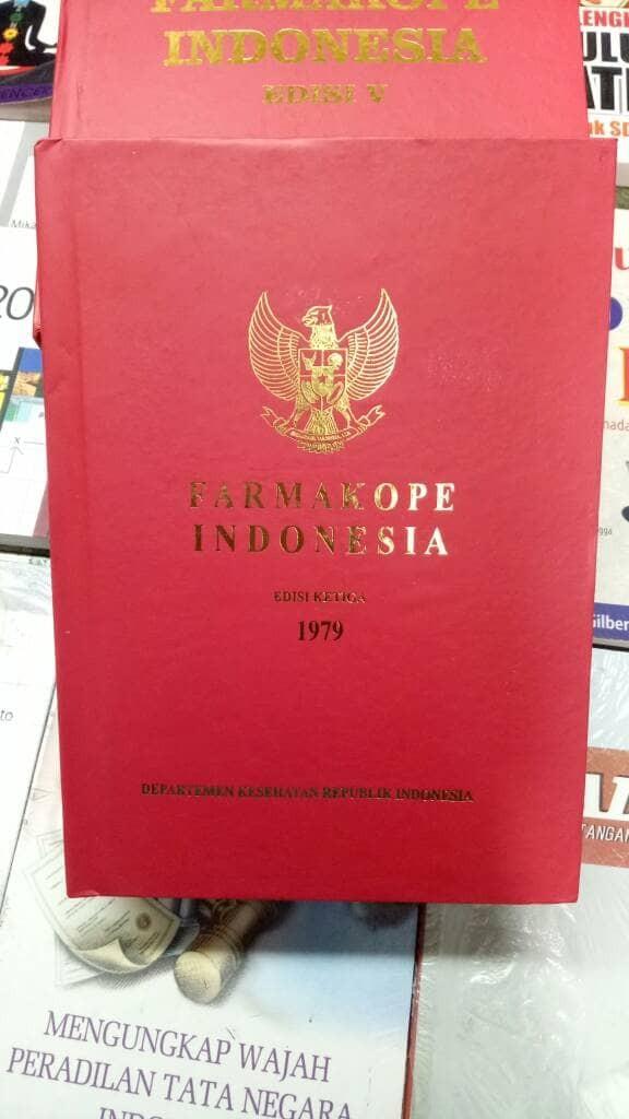 Farmakope indonesia edisi 3 ...