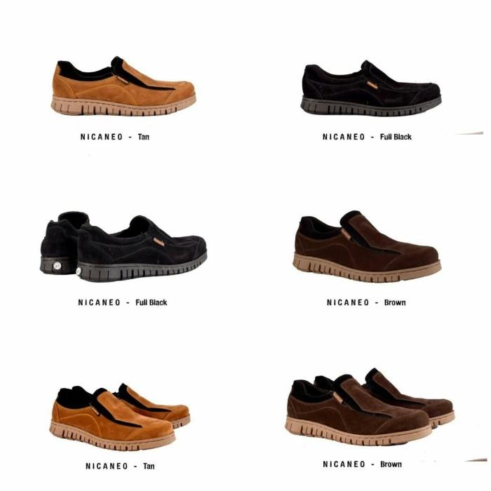 Jual Sepatu Casual Slip on Pria Original Hummer Nicaneo Boots ... 0f2bbfc6a1