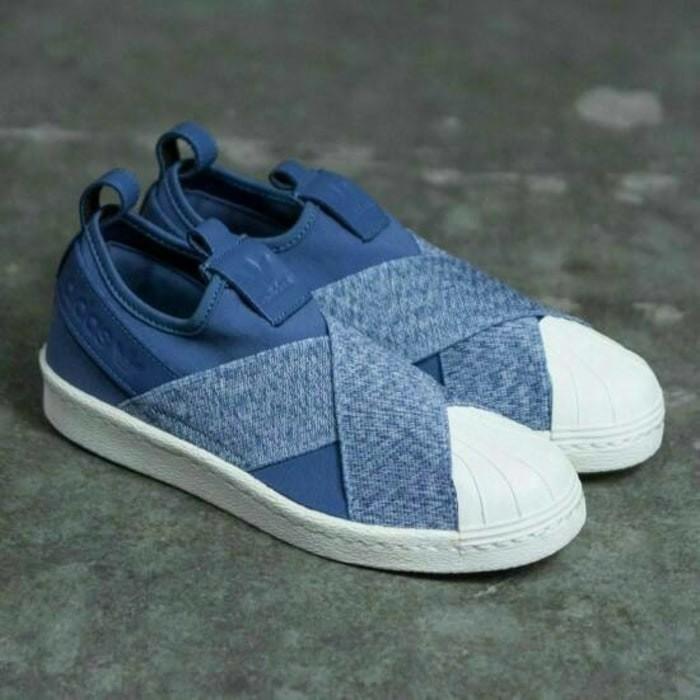 ... wholesale sepatu adidas superstar slip on original sport murah terbaru  e8082 e3e07 d3e7826e2f