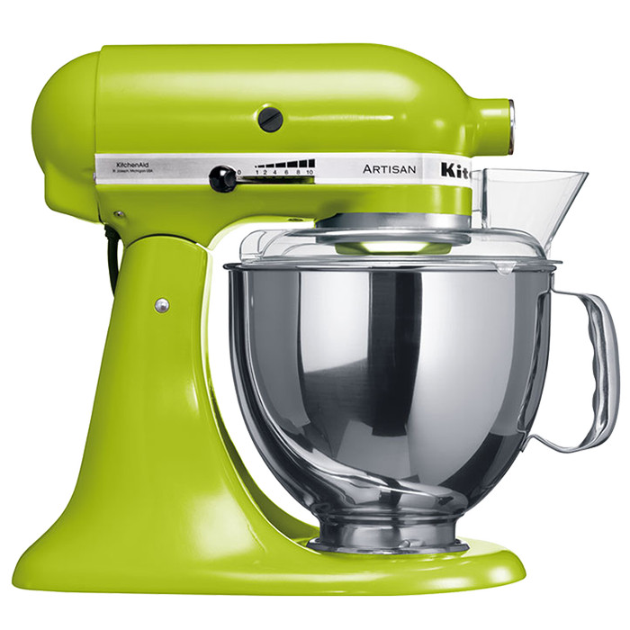 harga Kitchenaid artisan series 4.8 l stand mixer 5ksm150psega - green apple Tokopedia.com