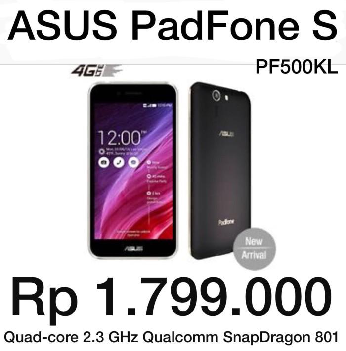 harga Asus padfone s pf500kl Tokopedia.com