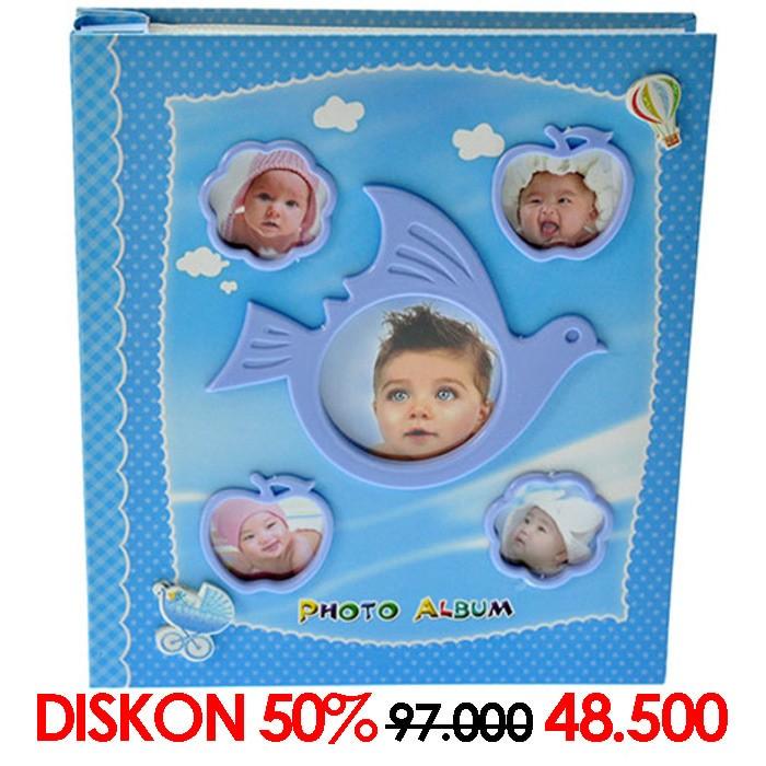 harga Album foto 6222 4x6 biru (08631) Tokopedia.com