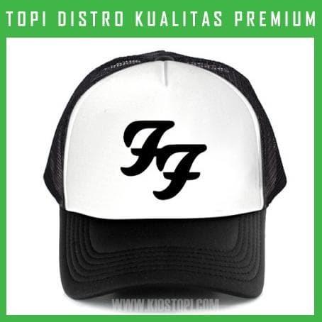 d6875bd02 Jual Topi Foo Fighters 7 Trucker Baseball Snapback TFF07 Distro - Kab.  Kulon Progo - KiosTopiCom   Tokopedia