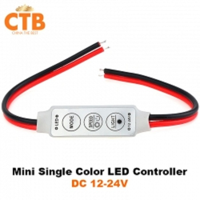 Foto Produk Mini Controller LED - SINGLE dari indochina.cv