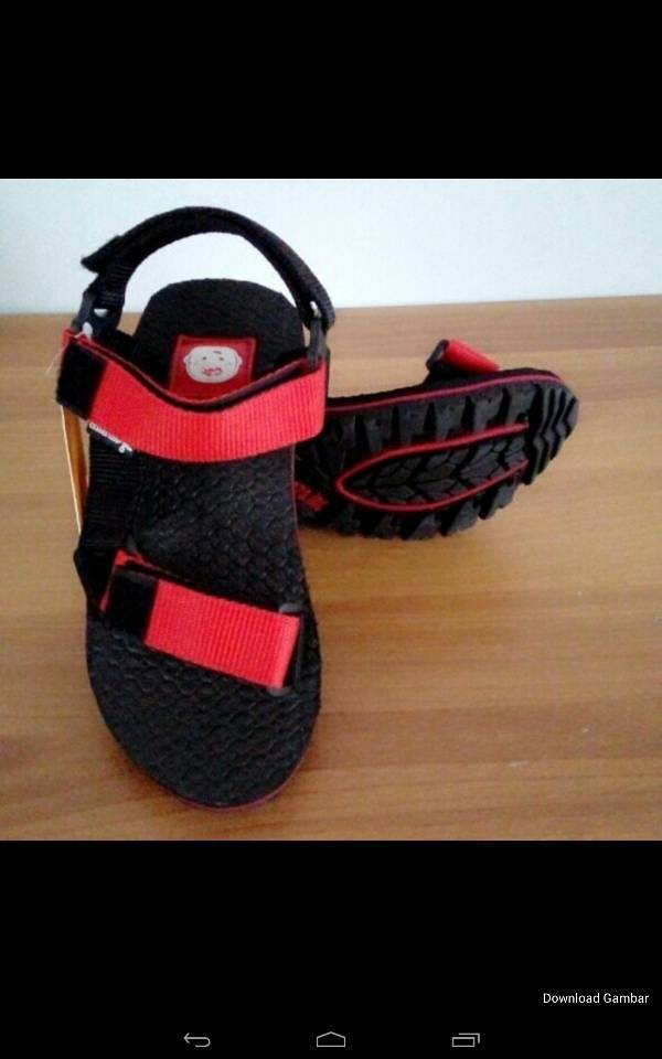... Merah Hitam Catenzo Source · Sandal Gunung Anak Laki Laki Haiking Sandal Catenzo Junior CJJ 002