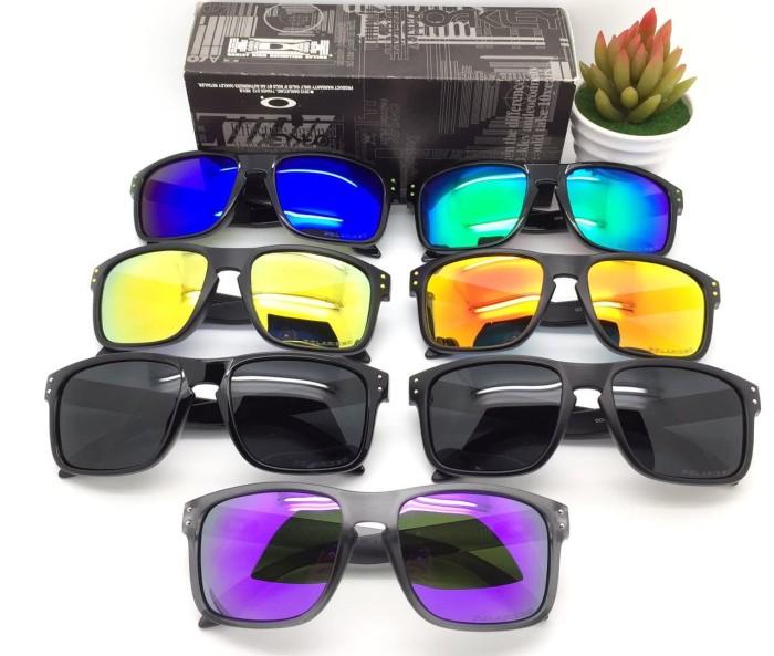 harga Kacamata oakley holbrook vr46 sunglasses pria Tokopedia.com 259304cf91