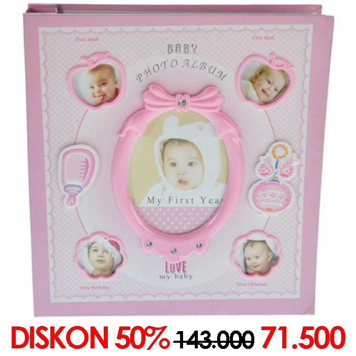 harga Album photo album #6014 120 4x6 pink (08642) Tokopedia.com