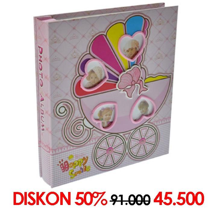 harga Album photo album #6250 80 4x6 pink (08645) Tokopedia.com