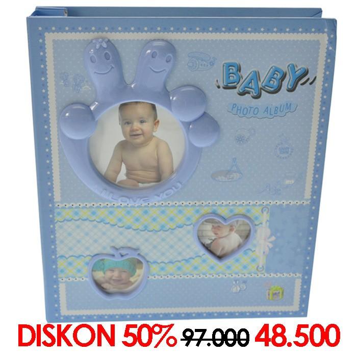 harga Album photo album 6095 80 4x6 blue (08979) Tokopedia.com
