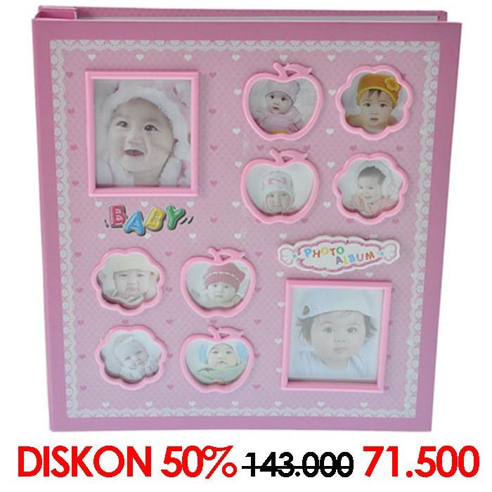 harga Album photo album 6236 120 4x6 pink (08635) Tokopedia.com