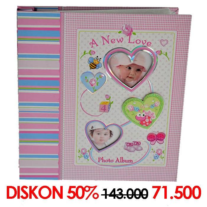 harga Album photo album 9063 120 4x6 pink (08658) Tokopedia.com