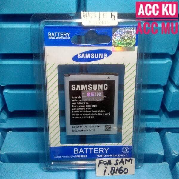 harga Baterai battery samsung i8160 / i8190 / s3 mini /galaxy ace 2 ori 100% Tokopedia.com