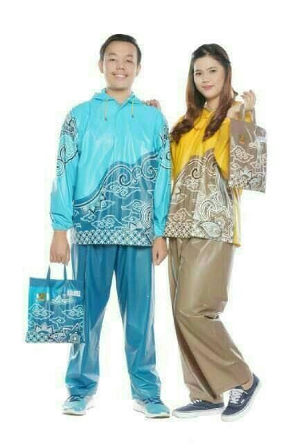harga Jas hujan motor batik tiger head setelan celana jaket pria cowo wanita Tokopedia.com