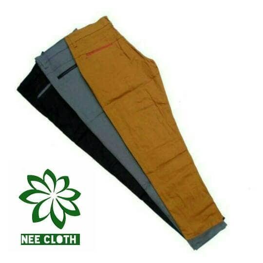 harga Chino pants chinos panjang celana pensil chino Tokopedia.com