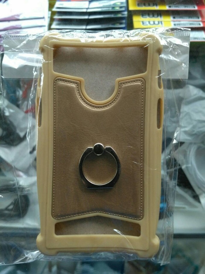 Softcase silikon ring Advan I5C Plus