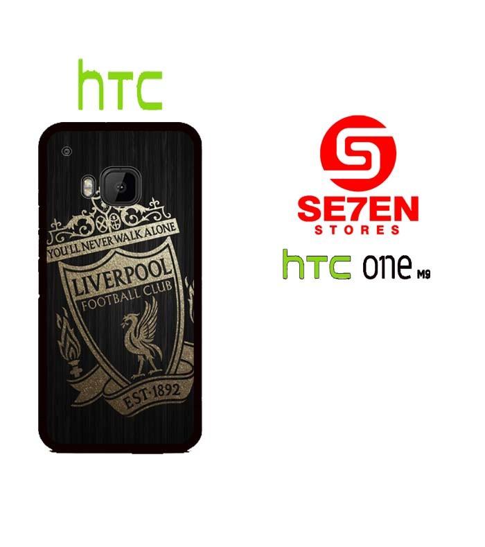 harga Casing hp htc one m9 gold liverpool logo custom hardcase Tokopedia.com