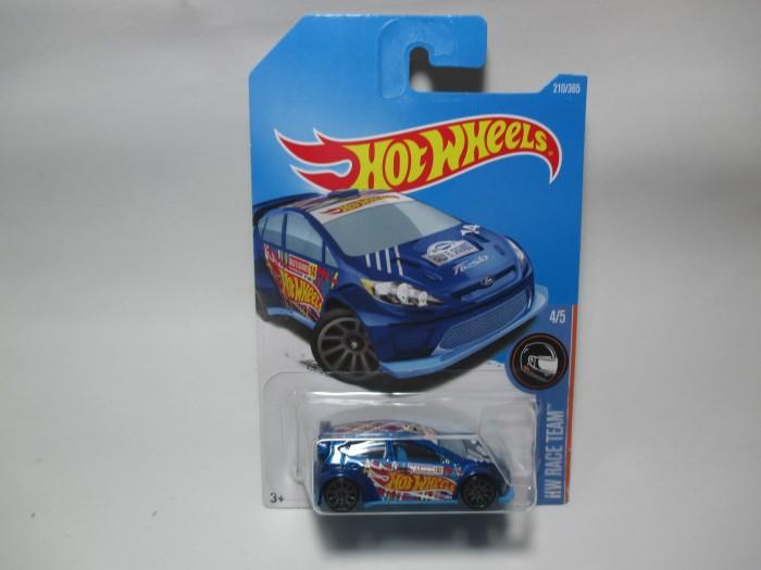 Tm Hotwheels  Ford Fiesta