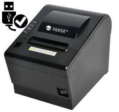 harga 80mm Thermal Pos Printer Panda Prj-pos80at Usb (autocutter) Tokopedia.com