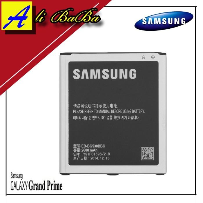 harga Baterai handphone samsung grand prime g530 j2 prime j3 pro batre hp Tokopedia.com