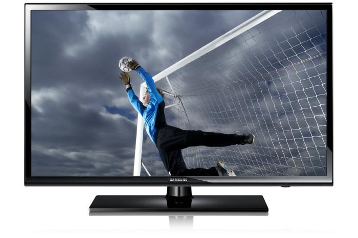 Samsung led tv 32 inch - ua32fh4003 +breket hitam harga murah.