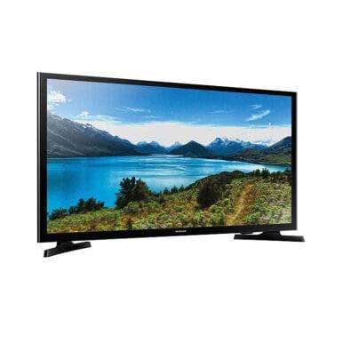 Samsung led tv 32 inch - ua32j4003 +breket hitam harga murah.