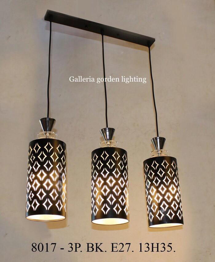 harga Lampu gantung dekorasi meja makan minimalis 8017/3 Tokopedia.com