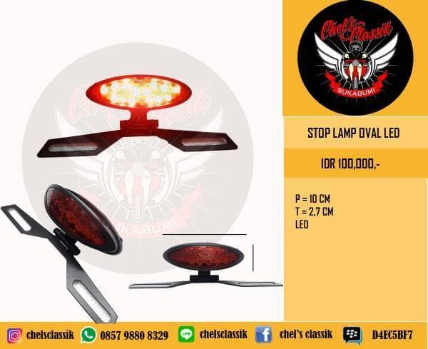 harga Stop lamp led sabit Tokopedia.com