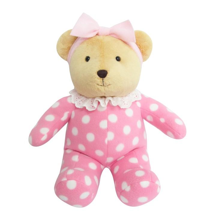 harga Teddy house boneka teddy bear eddie spc home 17 inchi - merah muda Tokopedia.com