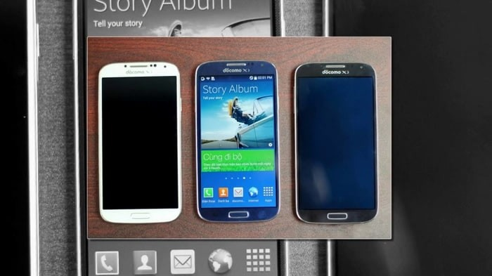 Jual Samsung Galaxy S4 Docomo Mulus Bergaransi Ram 2gb 32gb