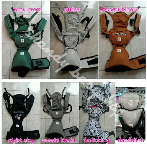 harga Gendongan ergobaby hip seat baby carrier Tokopedia.com