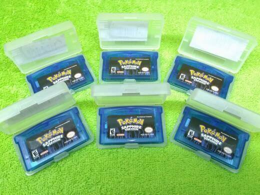 harga Kaset nintendo gameboy advance sp gba gba sp pokemon series Tokopedia.com