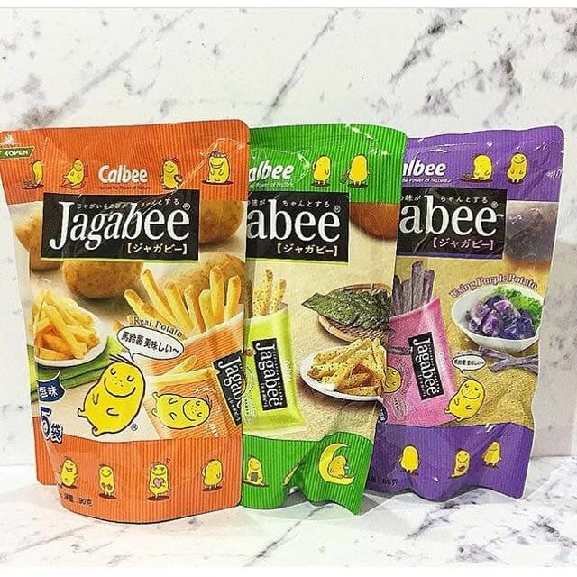harga Jagabee seaweed / taro / original / wasabi Tokopedia.com