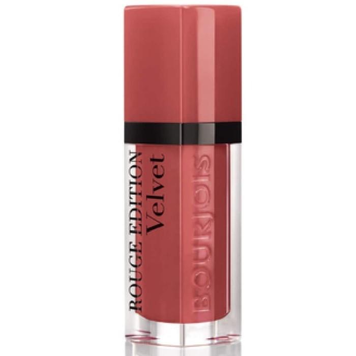 harga Bourjois rouge edition velvet #12 beau brun Tokopedia.com