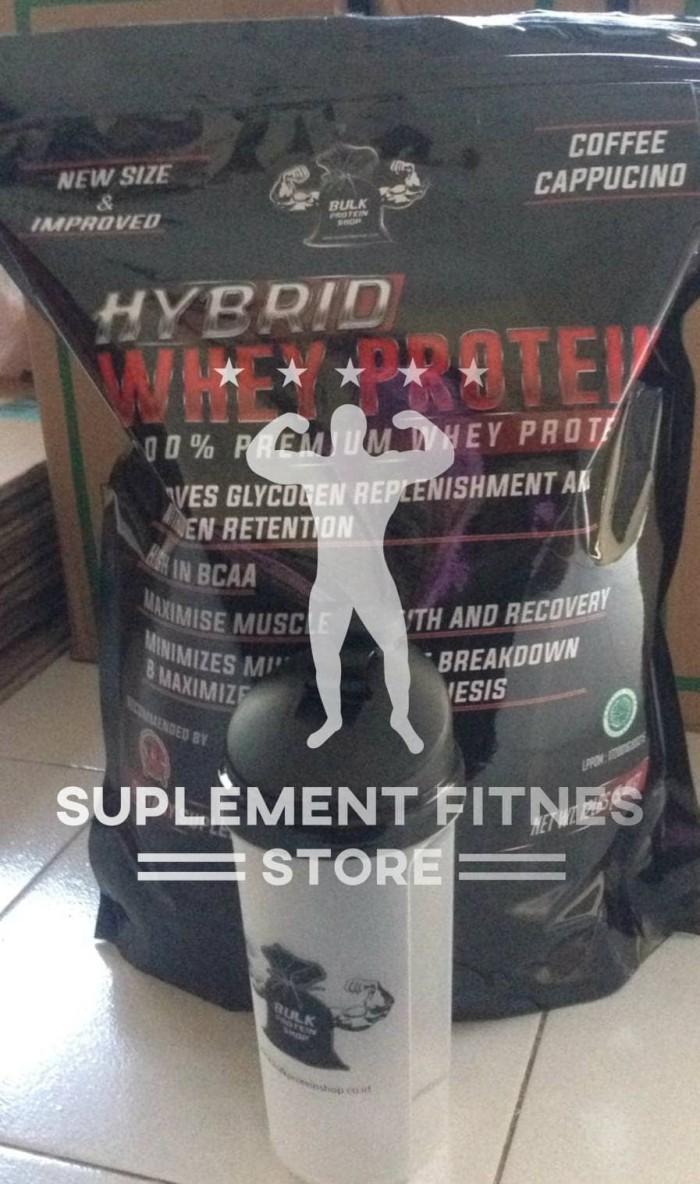 harga Hybrid whey protein 12lbs - free shaker/hybrid rice 500gr (halal) Tokopedia.com