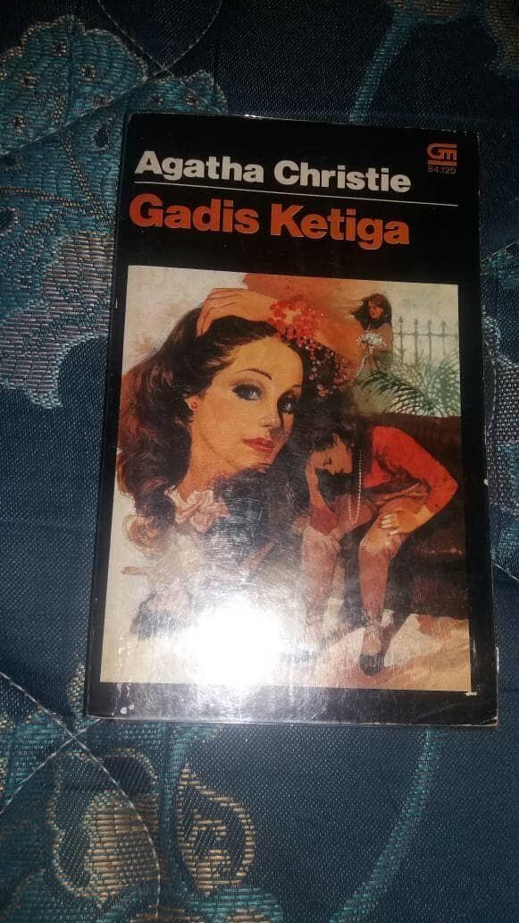 harga Agatha christie gadis ketiga segel Tokopedia.com