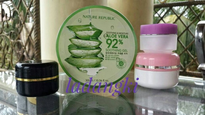 harga Share in jar 20gr ori nature republic aloe vera 92% Tokopedia.com