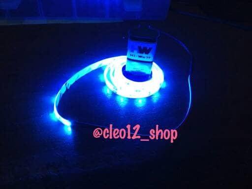 Jual Lampu Led/ Led Strip 3528 50cm Waterproof + Baterai (Custom Led) -  Orange - Jakarta Pusat - cleo12 shop | Tokopedia