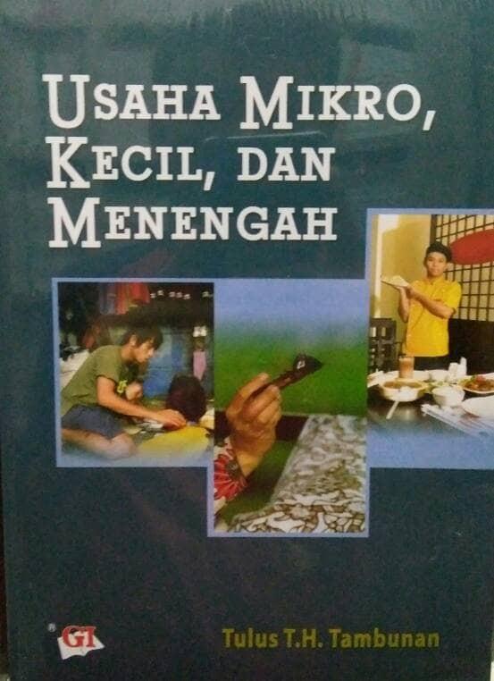 Jual Buku Usaha Mikro Kecil dan Menengah Tulus T. H ...