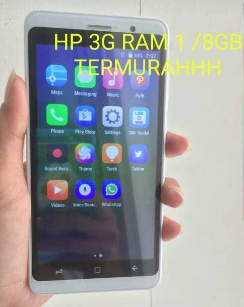 harga Hp 3g android murah ram 1gb /8gb bs jd hp mirip samsung j2 Tokopedia.com