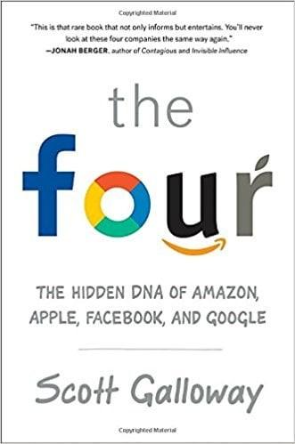 harga The four: the hidden dna of amazon apple facebook and google Tokopedia.com