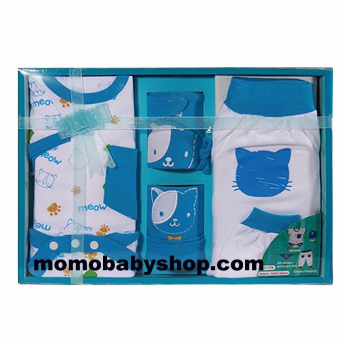 Kiddy baby gift set cat 11170 - set pakaian bayi