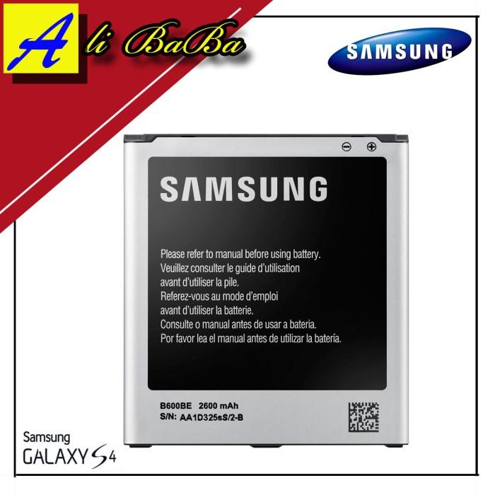 harga Baterai handphone samsung galaxy s4 i9500 batre hp battery samsung Tokopedia.com