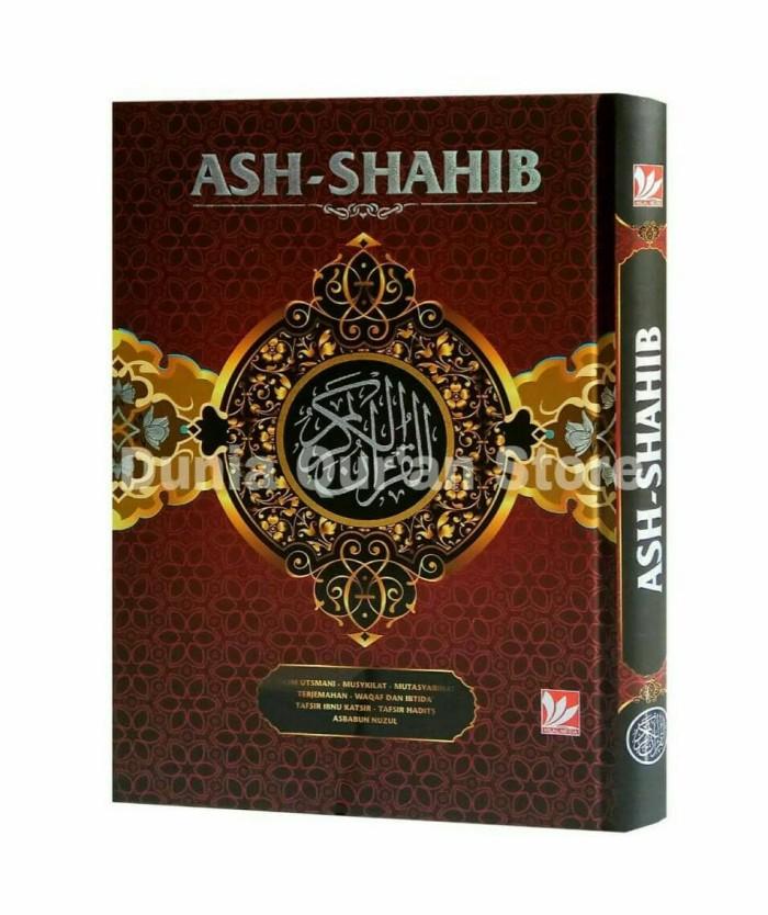 harga Al-quran terjemah rasm utsmani - ash-shahib Tokopedia.com