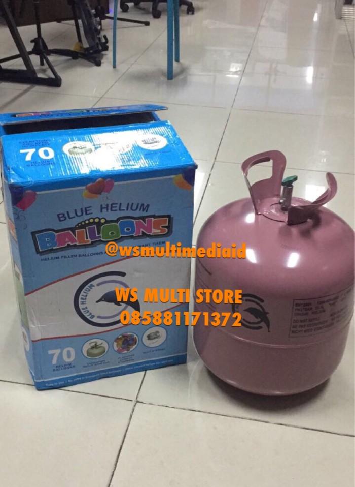 harga Tabung gas helium balon size l / 22l/ 22 l Tokopedia.com