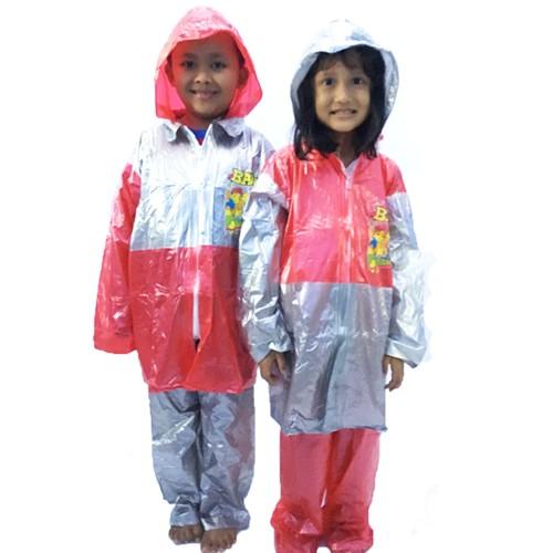 harga Jas hujan anak setelan kombinasi Tokopedia.com